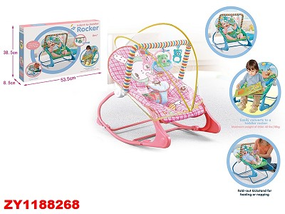 Vibrating baby chair