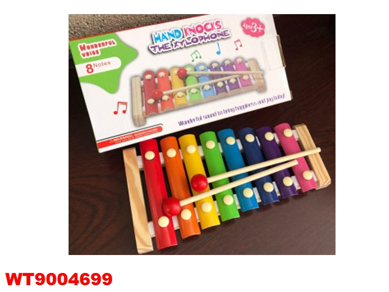 Musical Wooden Set